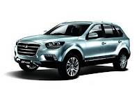 Great Wall Cars 5 Great Wall Motors Beijing Auto Show Entries