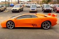 Acura  Cost on Car Blog Review  Italian Sushi  Acura   Honda Nsx Based Lamborghini