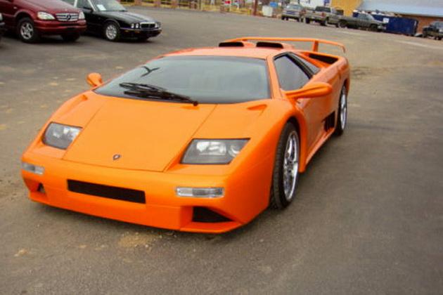 Italian Sushi: Acura / Honda NSX-Based Lamborghini Diablo Replica for ...