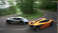 Lamborghini Minotauro 4 2020 Lamborghini Minotauro Design Concept photos pictures
