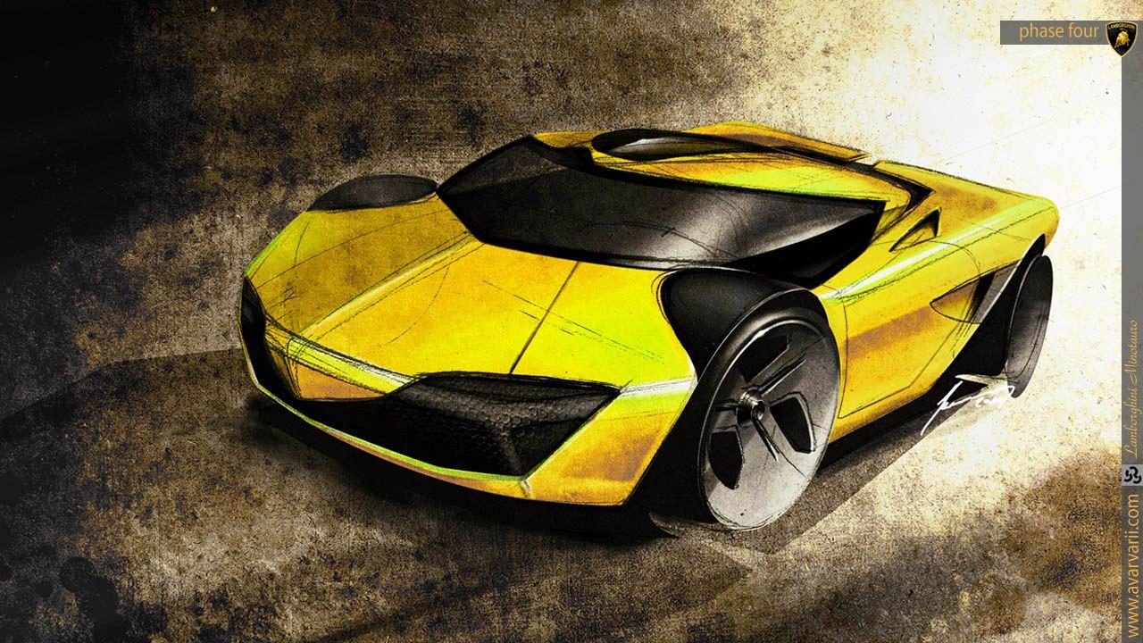 2020 Lamborghini Minotauro Design Concept Yes Please