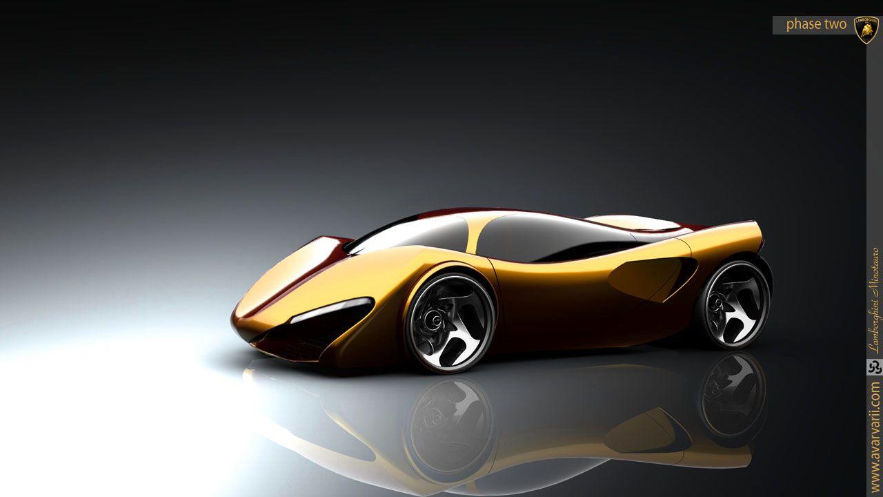 2020 Lamborghini Minotauro Design Concept Photos Pictures