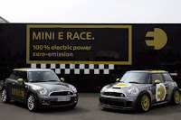 MINI E RACE Ring 7 VIDEO: All Electric MINI E Laps the Nurburgring Circuit in Under 10 Minutes