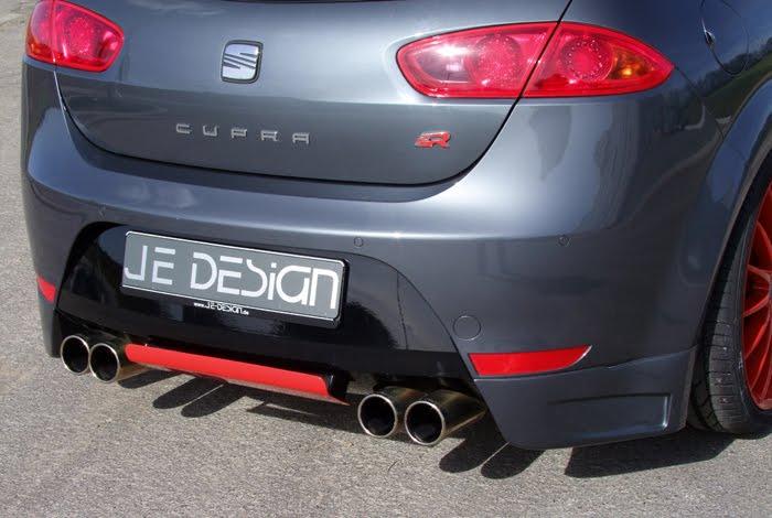 je designs  horsepower    seat leon cupra  carscoops