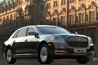 2011 Geely GE Limousine 1 Chinas Geely Updates its GE Rolls Royce Lookalike for the Beijing Auto Show