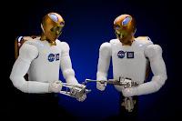 NASA GM Robonaut 04 GM Teams up with NASA to Create Robonaut R2 for International Space Station