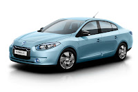 Renault Fluence ZE 3 Renault Reveals Production Versions of All Electric Fluence Z.E. and Kangoo Van Z.E