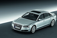 2011 Audi A8 L W12 12 New Audi A8 L with Long Wheelbase and 500HP 6.3 liter W12