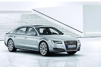 2011 Audi A8 L W12 18 New Audi A8 L with Long Wheelbase and 500HP 6.3 liter W12