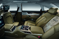 2011 Audi A8 L W12 30 New Audi A8 L with Long Wheelbase and 500HP 6.3 liter W12