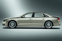 2011 Audi A8 L W12 49 New Audi A8 L with Long Wheelbase and 500HP 6.3 liter W12