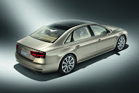 2011 Audi A8 L W12 46 New Audi A8 L with Long Wheelbase and 500HP 6.3 liter W12
