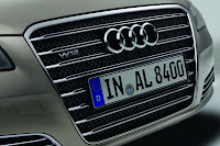 2011 Audi A8 L W12 50 New Audi A8 L with Long Wheelbase and 500HP 6.3 liter W12