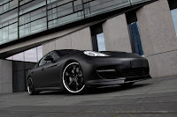 Techart Porsche Panamera Black Edition 3 Its a Wrap: Techart Unveils Tasty Porsche Panamera Black Edition