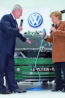 VW Milano Taxi EV 2 Volkswagen Unveils Milano Taxi EV Concept at Hanover Trade Show