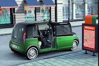 VW Milano Taxi EV 13 Volkswagen Unveils Milano Taxi EV Concept at Hanover Trade Show