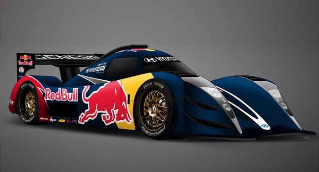 Hyundai Genesis PM580 0 Rhys Millen Wants to Climb Pikes Peak in Under 10 Minutes...With This