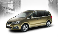 2011 Seat Alhambra MPV 2 New Seat Alhambra MPV: VW Sharans Twin Brother Officially Revealed