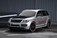 CoverEFX Wraps Touareg W12, Gives it 500 Horsepower