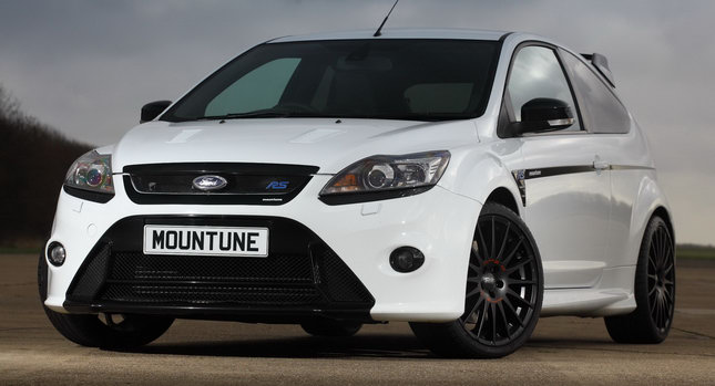 Ford Focus RS Kit 001 Ford UK Prices 350HP RS500 Kit for Focus RS at £1,995
