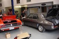 Folden Holden HQ Ford Mustang 3 The Folden: New Zealanders Create Half Holden HQ, Half Ford Mustang Mechanical Frankenstein