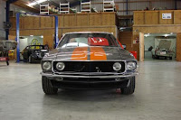 Folden Holden HQ Ford Mustang 25 The Folden: New Zealanders Create Half Holden HQ, Half Ford Mustang Mechanical Frankenstein