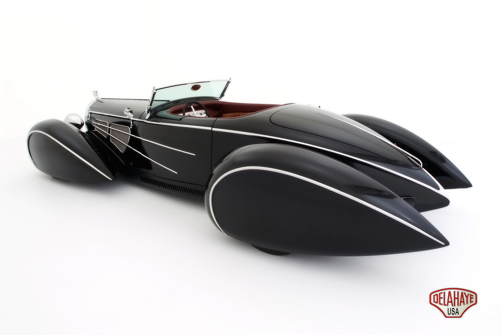 City: Bugatti and Delahaye