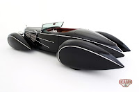 Delahaye Bugnotti Type 57S Roadster 6 Bound for Gotham City: Bugatti and Delahaye Hybrid Bugnotti Type 57S Roadster