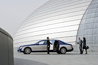 2011 Maybach 6 Beijing Auto Show: Maybachs Face lifted Offerings