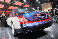2011 Maybach 21 Beijing Auto Show: Maybachs Face lifted Offerings