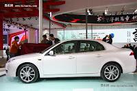 BAW C60 Saab 9 3 4 Chinas BAW Redoes the Saab 9 3: New C60 Sedan Snagged Ahead of Beijing Show