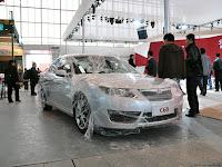 BAW C60 Saab 9 3 12 Chinas BAW Redoes the Saab 9 3: New C60 Sedan Snagged Ahead of Beijing Show