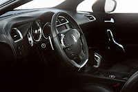 Citroen DS High Rider 115 Citroën Releases First Photos of DS High Riders Interior