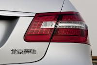Mercedes E Class LWB 16 Its Bigger!: Mercedes Benz Launches E Class LWB in Beijing
