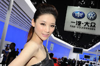 2010 China Motor Show Babes 032 Babes from the 2010 Beijing Motor Show