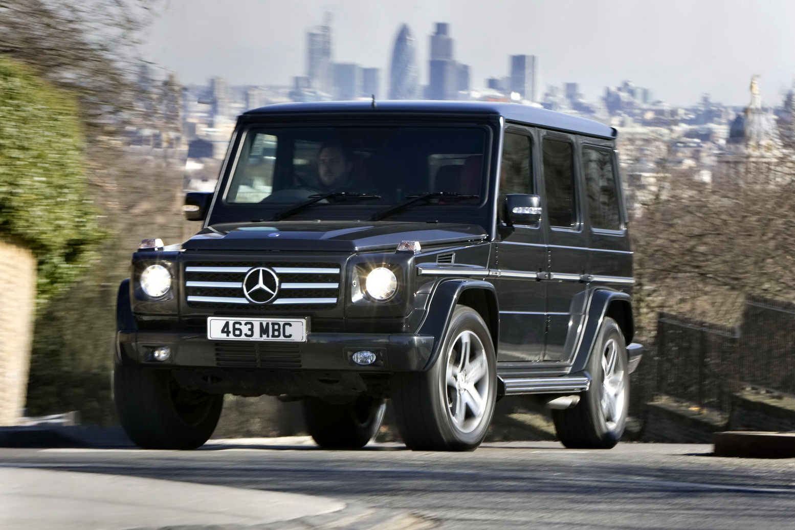 mercedes benz g class returns to the uk market available in three flavors carscoops. Black Bedroom Furniture Sets. Home Design Ideas