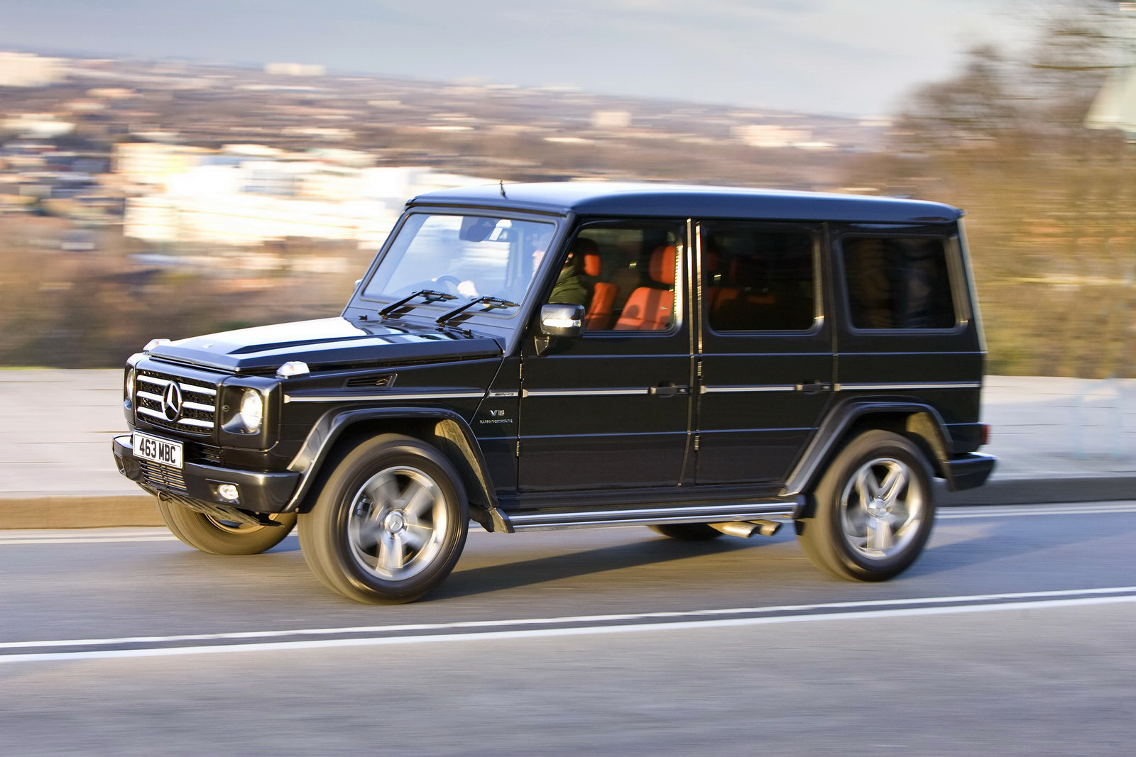 Mercedes benz g class returns to the uk market available for Mercedes benz lease return