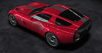 Zagato Alfa TZ3 Corsa 9 Zagato Alfa Romeo TZ3 Corsa Official Specs and Photo Gallery from Villa DEste Photos
