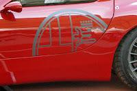 Zagato Alfa TZ3 Corsa 30 Zagato Alfa Romeo TZ3 Corsa Official Specs and Photo Gallery from Villa DEste Photos