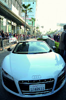 Iron Man 2 Audi R8 Spyder 9 Audi Releases Video and Photos of R8 Spyder from Iron Man 2 Photos
