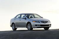 Acura Recalling More Than 167,000 TSX Sedans for Fire Hazard