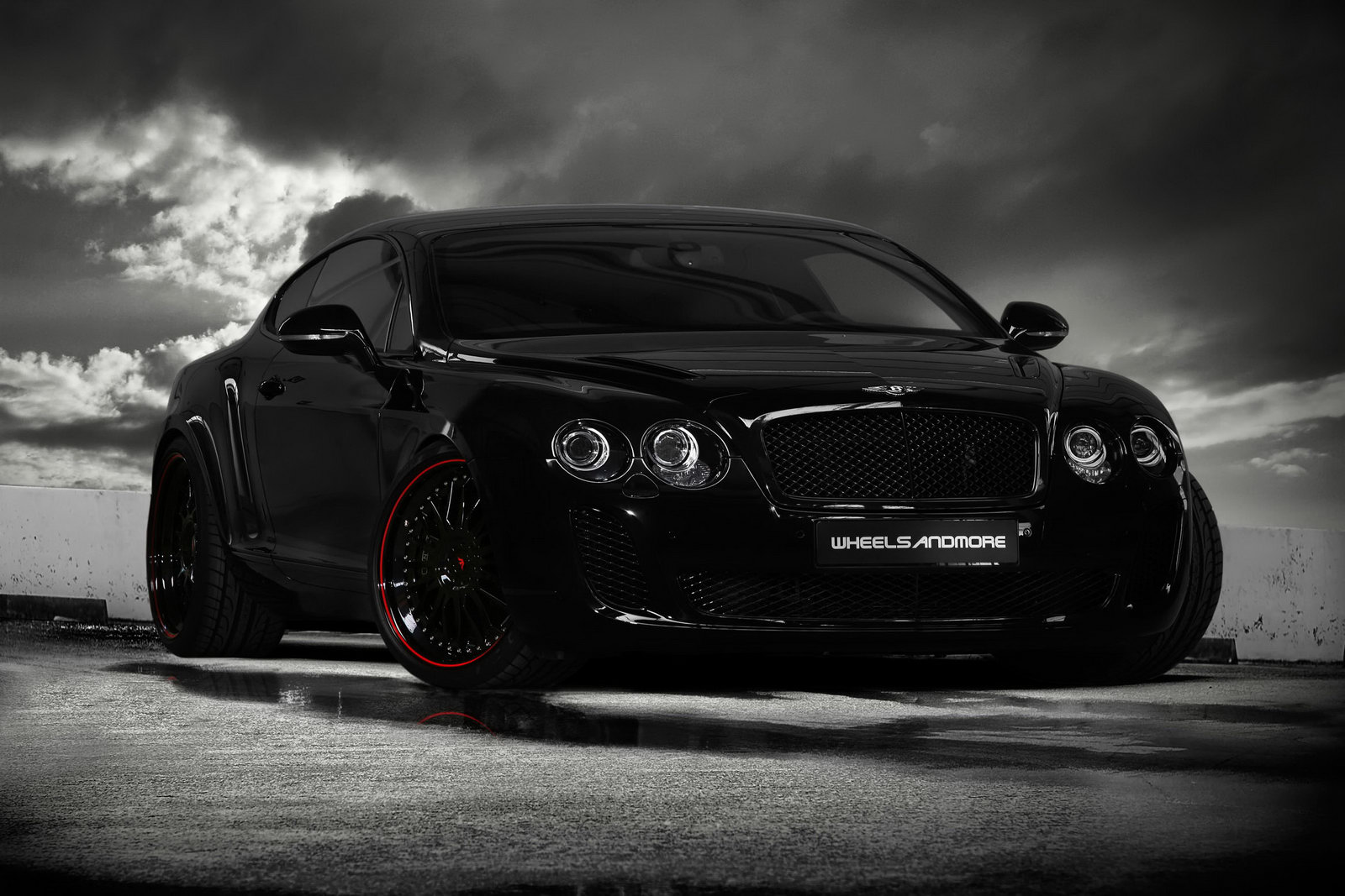The car badass bentley continental gt ultrasports 702 by for The bentley