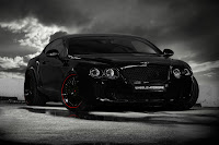 Bentley Continental Ultrasports 702 9 Badass Bentley Continental GT Ultrasports 702 by Wheelsandmore Photos