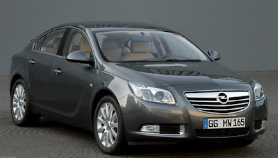 OP INSG 0 Opel Insignia: Engine Range To Include 1.6 and 2.0 Turbo Units