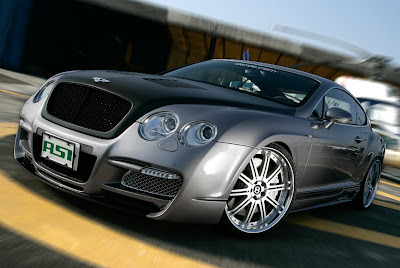 BNT 0 Bentley Continental GT by ASI Photos