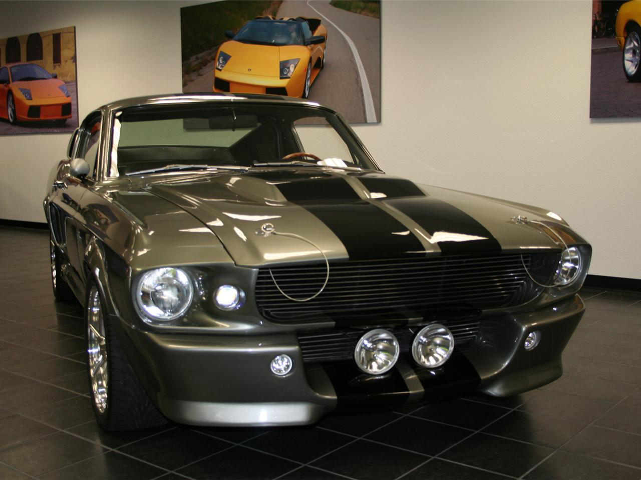 1967 ford shelby mustang gt500 eleanor original movie car up for sale. Black Bedroom Furniture Sets. Home Design Ideas