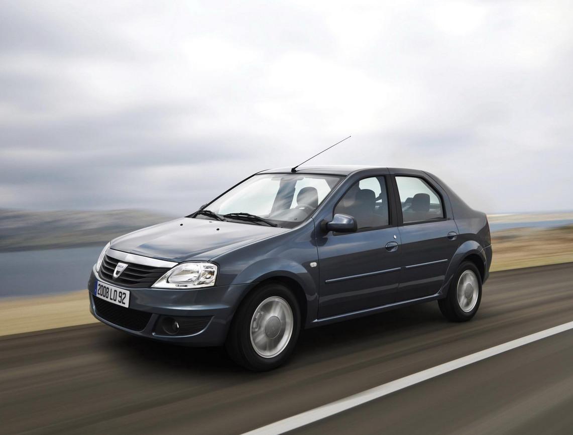 Dacia New Logan 12 New Dacia Logan: Subtle Redesign
