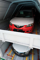 Mazda Trans-Siberia