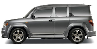 Honda Element Facelift 2009