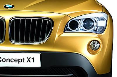 BMW X1 Concept SUV